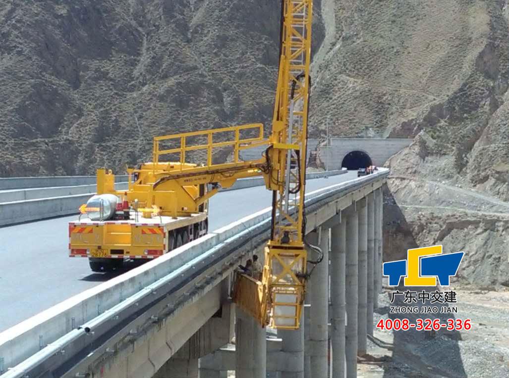 桁架式桥检车20米