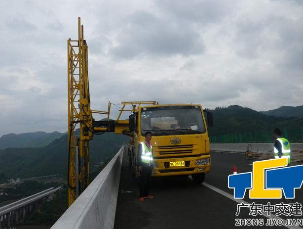 桥梁裂缝修补之灌浆法